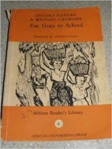 onuora Nzekwu Eze goes to school